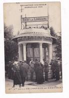 Rare CPA Exposition Coloniale Marseille 1922, Brasserie De Xertigny, Bière La Lorraine - Fiere