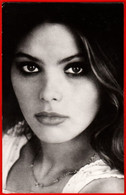 28830 Ornella Muti Italian Actress Actor Artist Of Italian Cinema In 1990 Artist Of The USSR Soviet Card - Acteurs