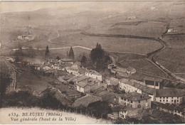 BEAUJEU - Vue Générale ( Haut De La Ville ) - Beaujeu