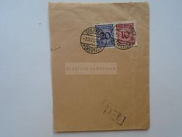 D181967  Deutsches Reich - Cover Cut  Coesfeld  1923 - Covers & Documents