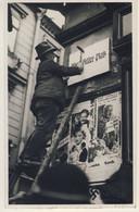 Adolf Hitler Platz - Da Reichenberg Il 8 Ottobre 1938 -  Rara Viaggiata Per Posta (2 Images) - Guerre 1939-45