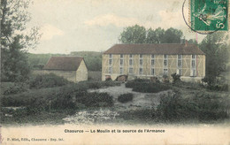 CPA CHAOURCE 10/937 - Chaource