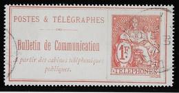 France Téléphone N°29 - Oblitéré - TB - Telegrafi E Telefoni