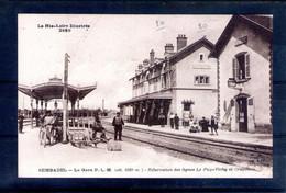 43. Sembadel. La Gare - Andere Gemeenten
