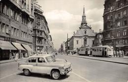 Budapest - Anim. Tram - Felzabadmas - Ungarn