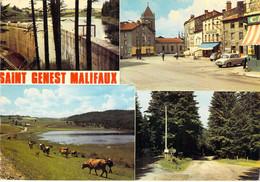 42 - Saint Genest Malifaux - Multivues - Autres Communes