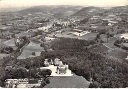 42 - Saint Just En Chevalet - Le Château De Contenson - Vue Aérienne - Dans Le Fond, Saint Just En Chevalet - Autres Communes