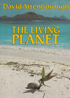 David Attenborough - THE LIVING PLANET - Guild Publishing, London -  1984 - Ecology, Environment