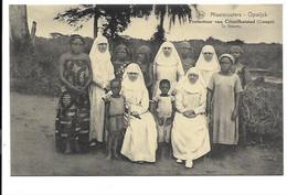 9 Kaarten Opwijk - Missiezusters Opwijck - Congo. - Opwijk