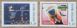 Finlande - YT N°1346, 1347 - EUROPA / Contes Et Légendes - 1997 - Neuf - Unused Stamps