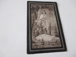 Dp 1819 - 1895, Vlamertinge, Coudron - Devotion Images