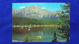 Patricia Lake And Pyramid Mountain Jasper National Park Canada - Jasper