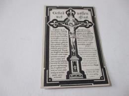 Dp 1827 - 1887, Stavele/Veurne, Degraeve - Devotion Images