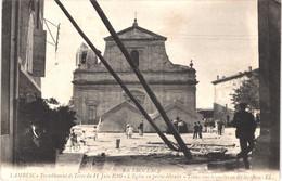 FR13 LAMBESC - Tremblement De Terre 11 Juin 1909 - Animée - Belle - Lambesc