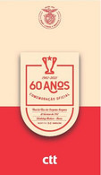 Portugal ** & Benfica, 60 Years From The European Cup Final,Wankdorf Stadium Bern 1961-2021 (8768) - Eurocopa (UEFA)