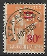 FRANCE    -     Préoblitéré   -   1922  -  Y&T N° 74 * - 1893-1947