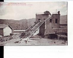 11 ( B ) CPA  Luzenac L'usine De Talc Arrivée Du Minerai (labouche) - Autres Communes