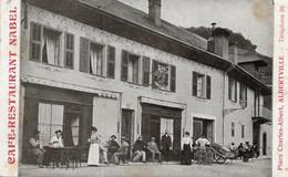 Albertville Café Restaurant Nabel - Ristoranti