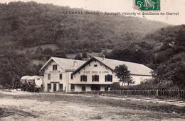 CLERVAL   Entrepôt Vinicol Et Distillerie; De - Otros Municipios