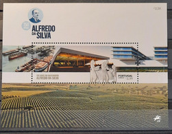 2021 - Portugal - MNH As Scan - 150 Years Birth Of Alfredo Da Silva - Souvenir Sheet Of 1 Stamp - Unused Stamps