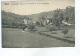 Falaen Panorama Du Marteau Et Vue Du Château - Onhaye