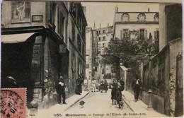 Montmartre.—Passage De L'Elysee Des Beaux-Arts. - Non Classificati