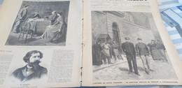 JOURNAL ILLUSTRE 94/DREYFUS  AFFAIRE /PARIS RUE DARU MORT DU TSAR - Zeitschriften - Vor 1900