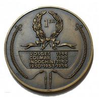 Médaille Indochine 1er Régiment De Chasseur Parachutiste Lartdesgents.fr - Francia