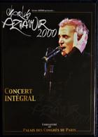 CHARLES AZNAVOUR - Palais Des Congrès De Paris - Concert En Public 2000 - Aznavour Chante 32 Chansons . - Concerto E Musica