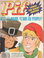 Pif 1049 (FRANCES) - Unclassified