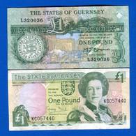 Jersey +  Guernesey    Pound - Jersey