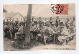 - CPA CAMP DU RUCHARD (37) - A La Cantine 1905 (belle Animation) - Editions Lévy N° 5 - - Non Classés