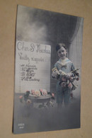 Saint Nicolas  + - 1910 ,belle Carte Ancienne Pour Collection - Saint-Nicolas