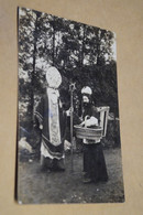 Saint Nicolas  1919,belle Carte Ancienne Pour Collection - Saint-Nicolas
