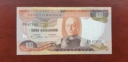 Angola 100 Escudos 1972    /21.10 - Angola
