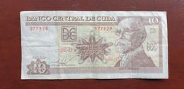 Cuba / Kuba 10 Pesos 2010     /21.10 - Cuba