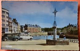CARTE SAINT VALERY EN CAUX - 76 - LE CALVAIRE SAINT MICHEL - SCAN RECTO/VERSO -11 - Saint Valery En Caux