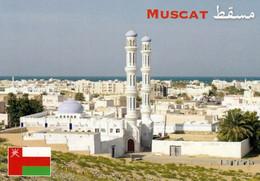 1 AK Oman * Blick Auf Die Hauptstadt Muscat - Luftbildaufnahme * - Oman