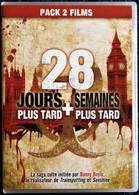 28 Jours Plus Tard / 28 Semaines Plus Tard - Deux Films - Deux DVD . - Sciences-Fictions Et Fantaisie