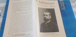 INSTANTANE 99/TISSANDIER CUIRASSE FORMIDABLE /SALLANDROUZE /FORT CHABROL /MAROC TETOUAN  CIMETIERE JUIF - Riviste - Ante 1900