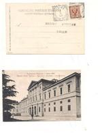 4179) Anullo Speciale Tondo Riquadrato 1903 Udine Esposizione Regionale - Storia Postale