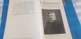 INSTANTANE 99/ AFFAIRE DREYFUS DEMANGE  AVOCAT GENERAUX CHAMOIN ROGET /CHAMBERY DE MAISTRE /NOMADES KIRGHISES - Zeitschriften - Vor 1900
