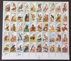 Etats Unis - USA - Feuille Complete N** Luxe , Faube Sauvage / North American Wildlife De 1987 - Fogli Completi