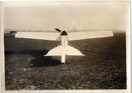 MONOPLAN LA COLOMBE - Aviación
