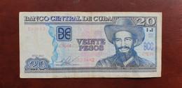 Cuba / Kuba 20 Pesos 2013     /21.10 - Cuba