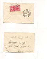 4240) Anno Santo 20c Isolato Biglietto Visita 1934 VALMOZZOLA Frazionario 44-94 - Storia Postale