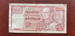 Thailand 100 Baht   /21.10 - Thailand