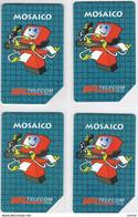 4  USATE   £. 5.000  -  30.06.1997  -  MOSAICO - Public Practical Advertising