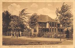 Provinzial-Heil - Und Pflegeanstalt Johannistal Bei Süchteln, Rheinld - Landhaus - Sonstige