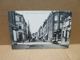 LILLE (59) Rue De Fontenoy Automobile Animation - Lille